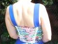 5 sukienka tyl