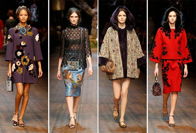 DolceGabbana_fall_winter_2014_2015_collection_Milan_Fashion_Week11