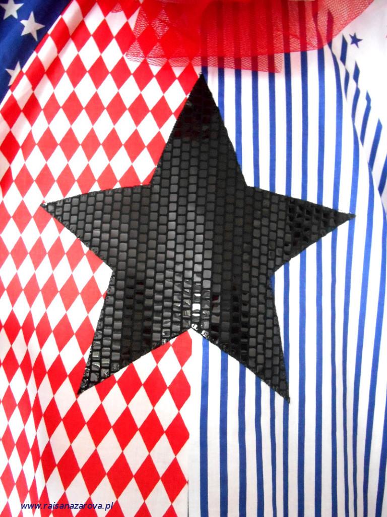 3 gwiazda z tylu