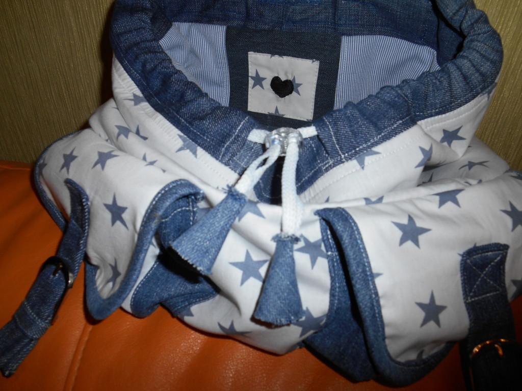 3 podszewka plecaka