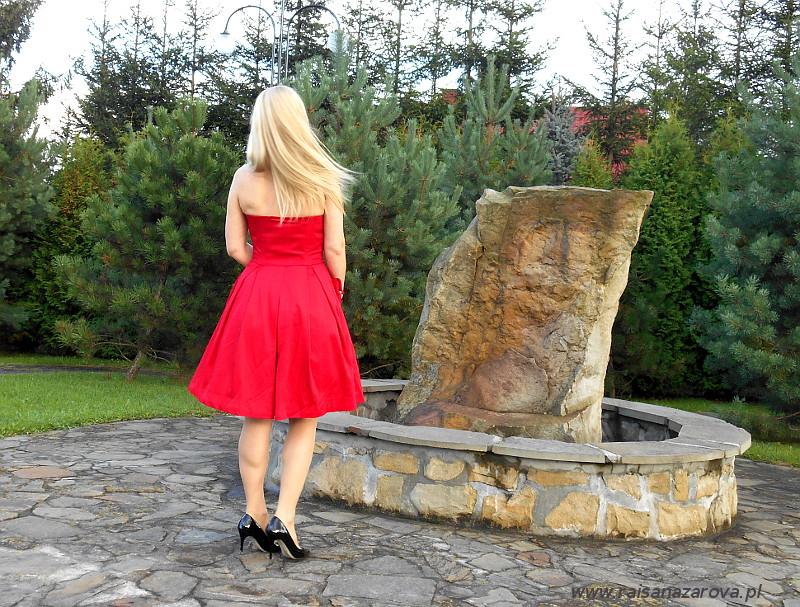 5 sukienka moja tyl