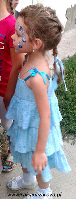 2 sukienka niebieska2