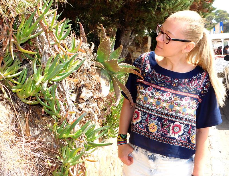 Resztkowa bluzka albo Costa Brava część 2